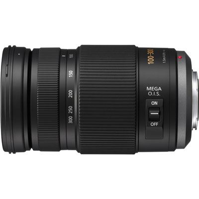 Panasonic 100-300mm f4.0-5.6 LUMIX G Vario Lens - Micro Four Thirds Fit
