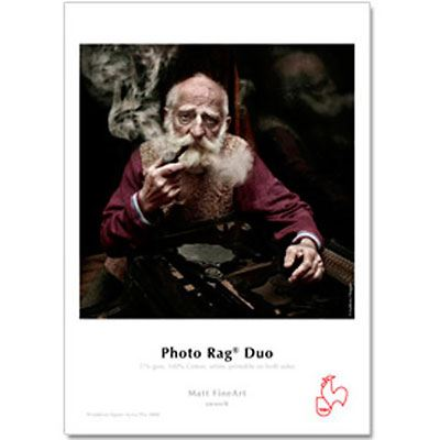 Hahnemuhle Photo Rag Duo 276gsm A3 25 sheets