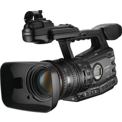 Image of Canon XF305 High Definition Camcorder