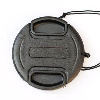 Image of JJC Snap on Lens Cap 82mm with Keeper
