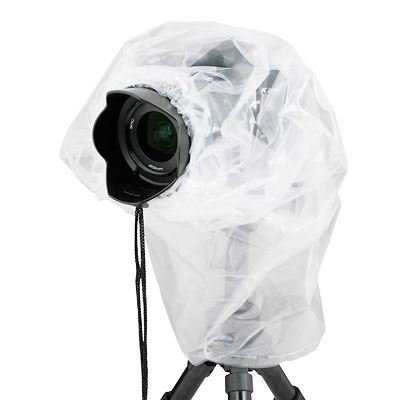 Image of JJC Disposable Raincover for DSLR (Pack of 2)