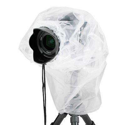 JJC Disposable Raincover for DSLR (Pack of 2)