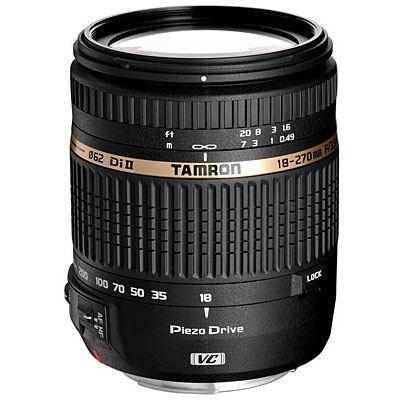 Tamron 18-270mm f3.5-6.3 Di II VC PZD - Canon Fit