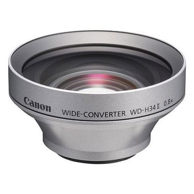 Image of Canon WD-H34II Wide-Converter for HF R Series
