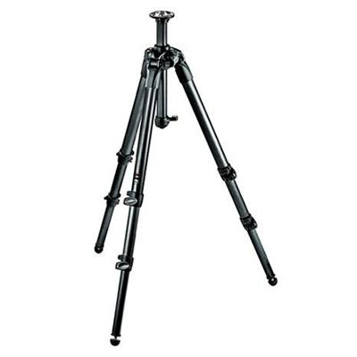 Manfrotto 057 Carbon Fibre 3 Section Geared Tripod