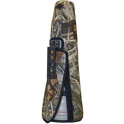 Image of LensCoat TravelCoat for Canon 800 f5.6 IS - Realtree Advantage Max 4 HD