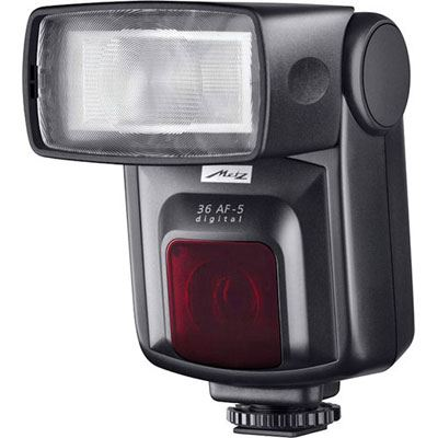 Metz 36 AF-5 Flashgun - Olympus/Panasonic Fit