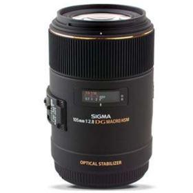 Sigma 105mm f2.8 Macro EX DG OS HSM - Canon Fit