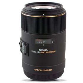 Sigma 105mm f2.8 Macro EX DG OS HSM - Nikon Fit
