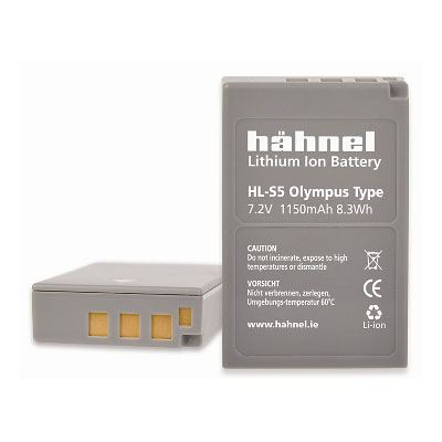 Hahnel HL-S5 Battery (Olympus)