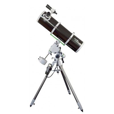 Sky-Watcher Explorer-200PDS (HEQ5 PRO) Parabolic Dual-Speed GO-TO Newtonian Reflector Telescope