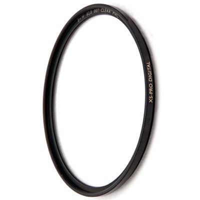 B+W 49mm Clear Glass XS-PRO Digital Filter