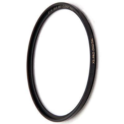 B+W 62mm Clear Glass XS-PRO Digital Filter
