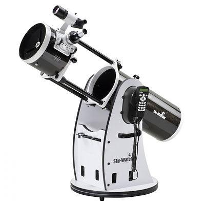 Image of Sky-Watcher Skyliner-200P FlexTube SynScan GO-TO Parabolic Dobsonian Telescope