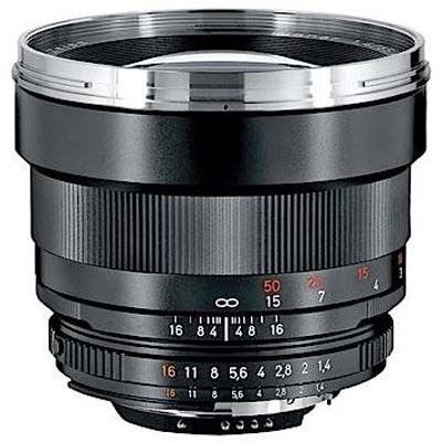 Zeiss 85mm f1.4 T Planar ZF.2 Lens  Nikon Fit