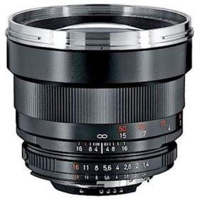 Zeiss 85mm f1.4 T* Planar ZF.2 Lens - Nikon Fit