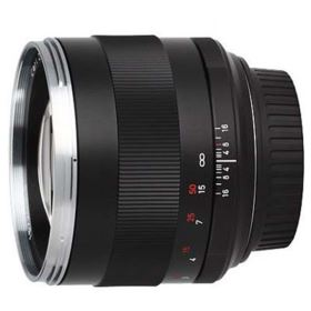 Zeiss 85mm f1.4 T* Planar ZE Lens - Canon Fit
