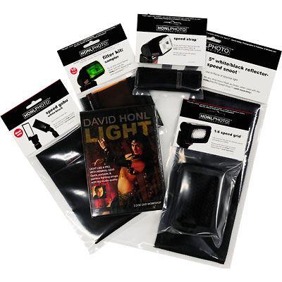 Image of Honl Creative Lighting Starter Kit