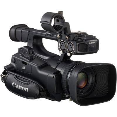 Image of Canon XF100 High Definition Professional Camcorder