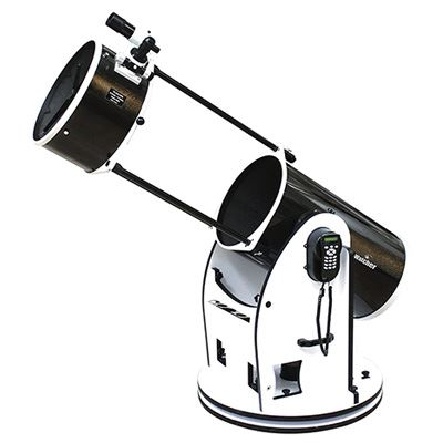 Sky-Watcher Skyliner-400P FlexTube SynScan GO-TO Parabolic Dobsonian Telescope