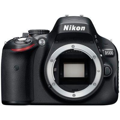 Nikon D5100 Digital SLR Camera Body