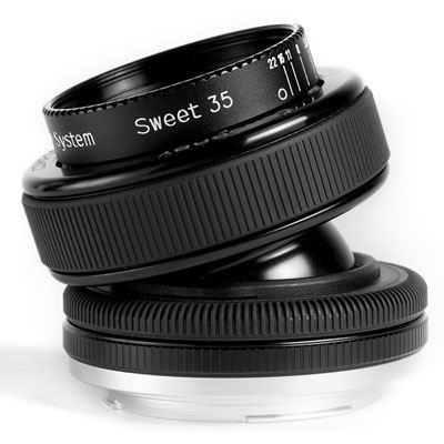 Image of Lensbaby Composer Pro + Sweet 35 - Sony