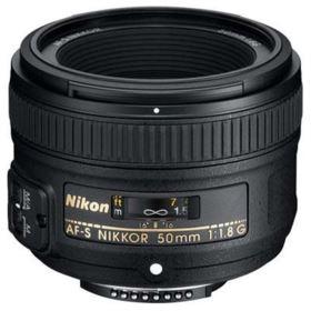 Nikon 50mm f1.8 G AF-S Lens