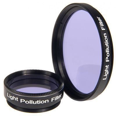 Optical Vision 1.25 Inch Light Pollution Filter