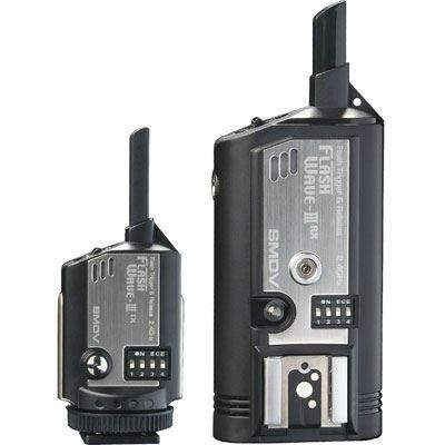 Image of Flash Wave III Radio Trigger/Shutter Release Kit
