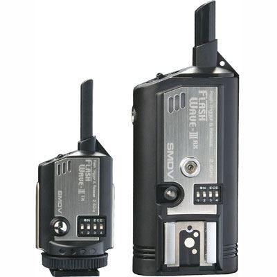 Flash Wave III Radio Trigger/Shutter Release Kit