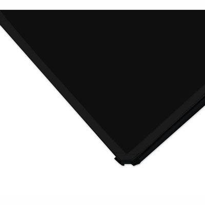 Westcott 105x105cm Small Scrim Jim Fabric - Black Block