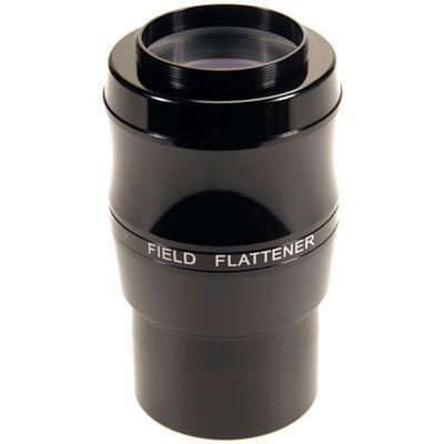 Optical Vision Field Flattener