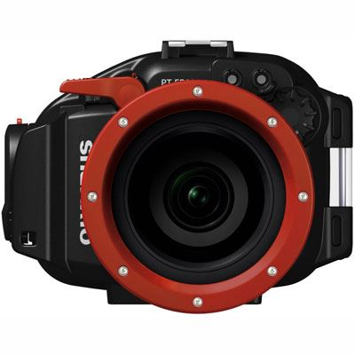 Image of Olympus PT-EP03 Waterproof Case for E-PL2