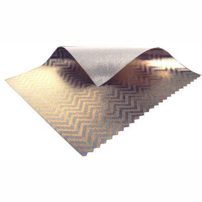 Image of California Sunbounce Micro Mini Screen - Zebra/White