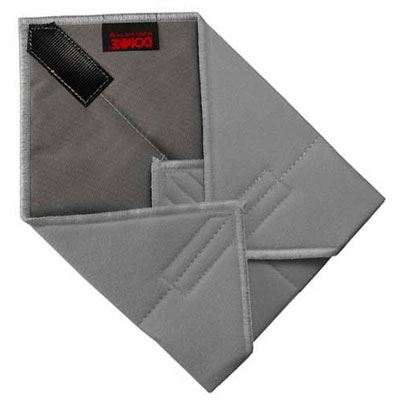 Image of Domke 11inch Protective Wrap - Grey