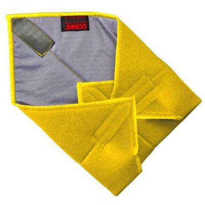 Image of Domke 11inch Protective Wrap - Yellow