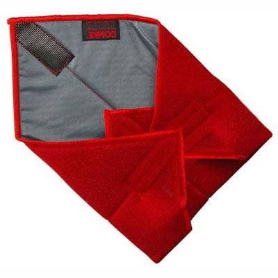 Image of Domke 11inch Protective Wrap - Red