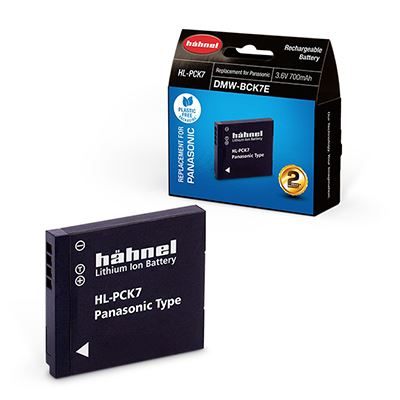 Hahnel HL-PCK7 Battery (Panasonic)