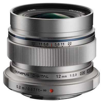 Olympus 12mm f2.0 ZUIKO Digital ED Micro Four Thirds lens