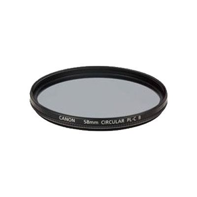 Image of Canon 58mm Circular Polarising Filter