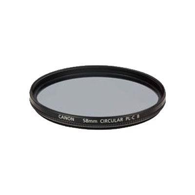 Canon 58mm Circular Polarising Filter