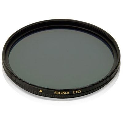 Sigma 46mm CP Filter for Telephoto Lenses