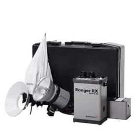 Used Elinchrom Ranger RX Speed AS with A Head and Case