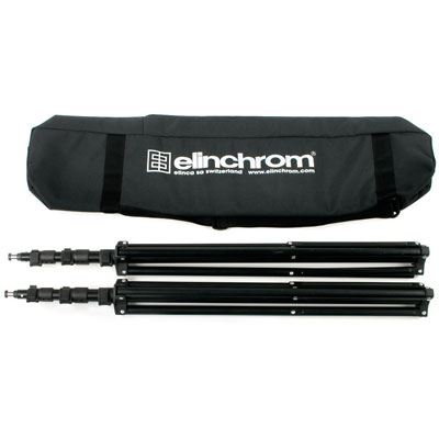 Elinchrom ClipLock Stand Set 2 with Bag