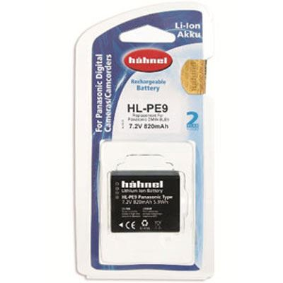 Hahnel HL-PE9 Battery