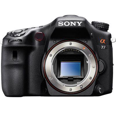 Sony Alpha A77 Digital SLT Camera Body
