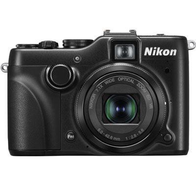 Nikon Coolpix P7100 Black Digital Camera
