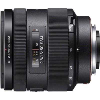 Sony 16-50mm F2.8 DT SSM Lens