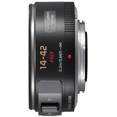 Panasonic 14-42mm f3.5-5.6 G X ASPH. O.I.S Micro Four Thirds Lens