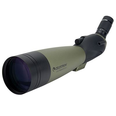 Image of Celestron Ultima 100 Angled Spotting Scope